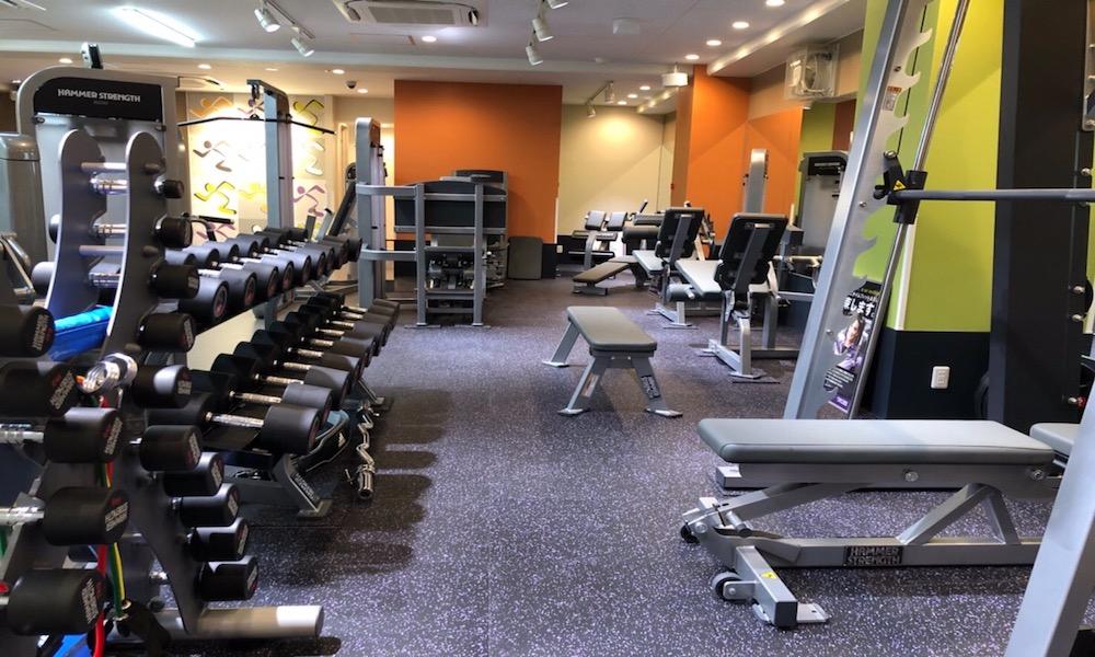 gym_エニタイムフィットネス 広島八丁堀店/舟入店