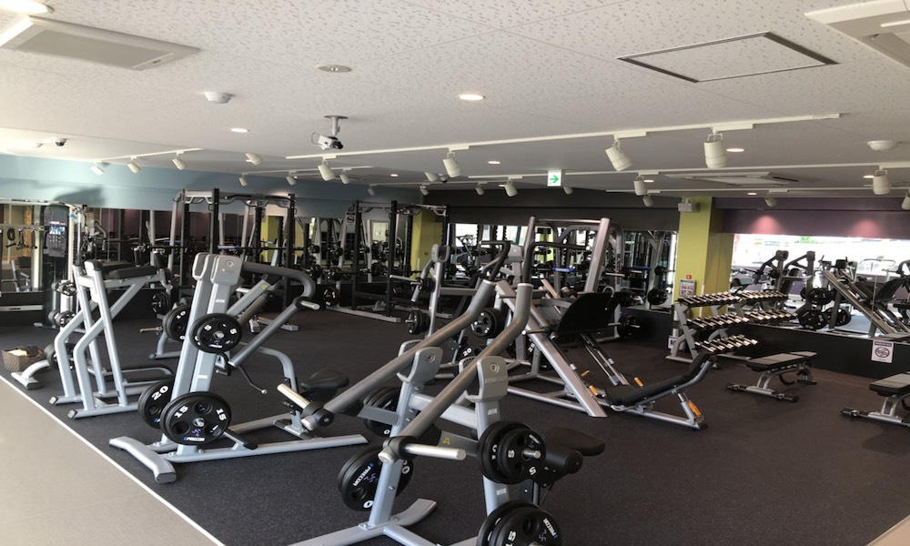 gym_エニタイムフィットネス 佐賀片田江店