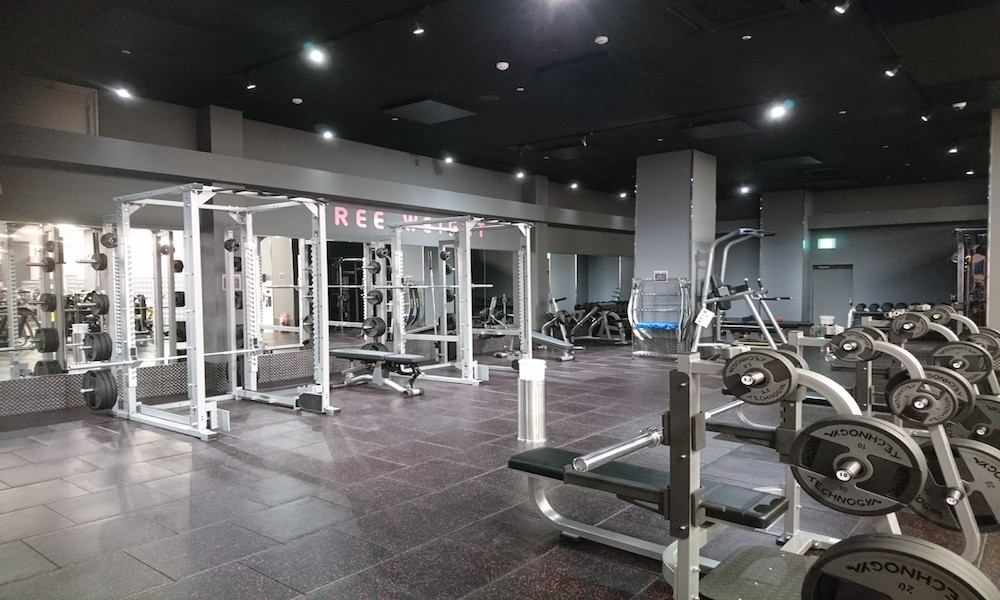 gym_フィットネスジムFIT365 福井新保