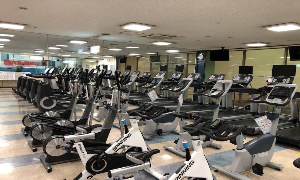 gym_セントラルフィットネスクラブ アルパーク 広島