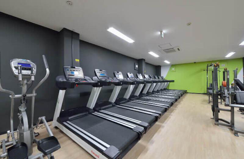 gym_ジャストフィット24 西口駅前店