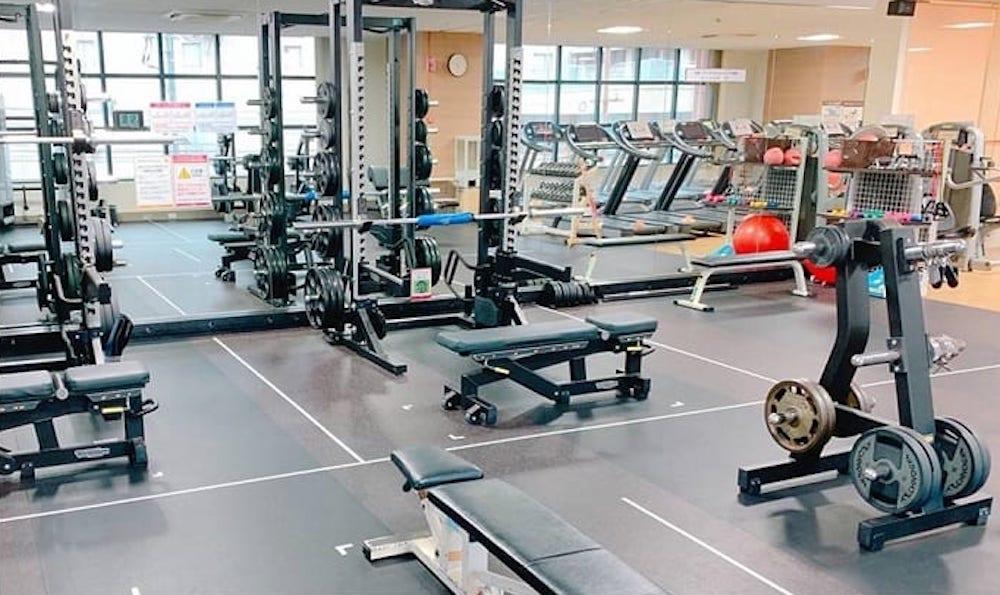 gym_スポーツクラブルネサンス 福岡西新24